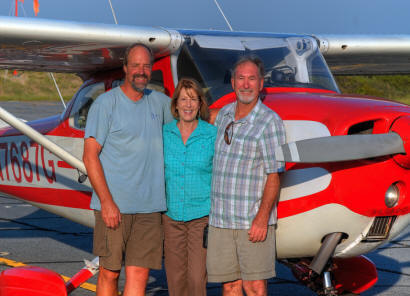 Burrus Flying Service Attractions